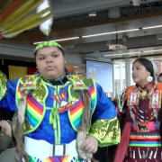 Lakeshore ceremony opens Indigenous cultural markers