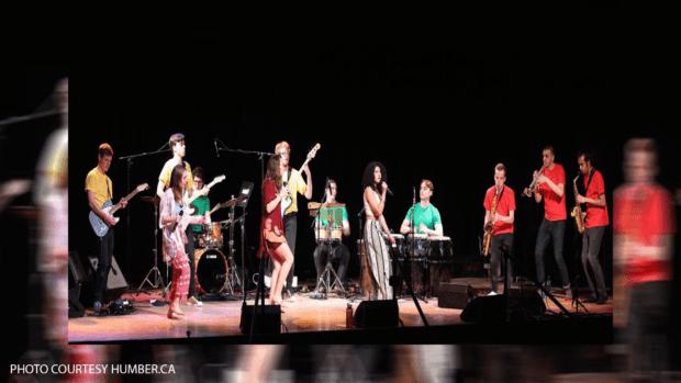 Humber Music students to perform jazz at World Showcase