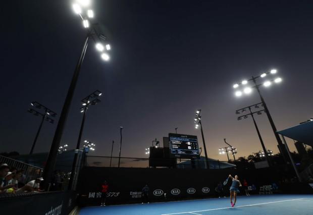 Canadian tennis stars advance at Australian Open