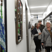 Double Launch: Lakeshore Grounds celebrates two-year anniversary with new art exhibits