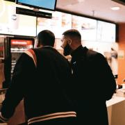 Drake tips McDonald's workers $100