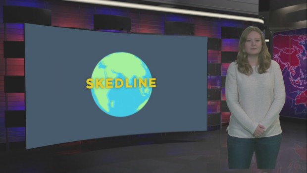Skedline Newscast, Jan.14