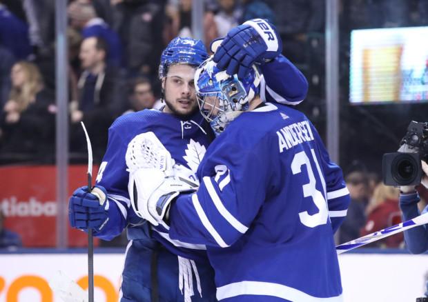 Leafs take down Senators in 5-4 thriller