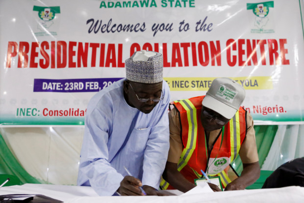 Nigeria elects new president