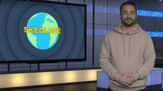 Skedline sports cast- Thursday, Feb. 7
