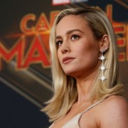 Captain Marvel flies to historic heights at weekend box office