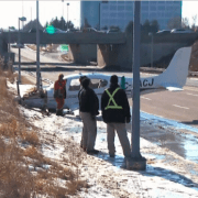 Small plane nearly crashes on GTA highway