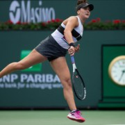 Young Tennis Star Andreescu Moves up the Ranks