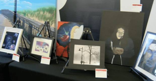 Humber College hosts an award show for its art students