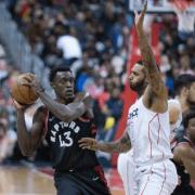 Raptors return home to play the Kings