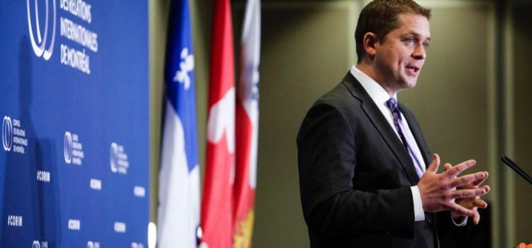 Scheer's Conservative leadership top topic of  caucus meeting