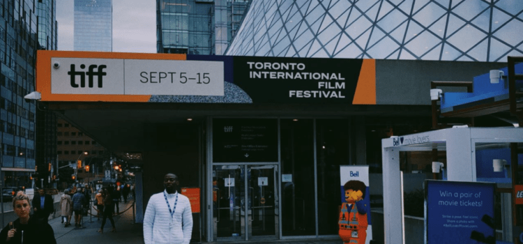 How Toronto International Film Festival welcomed Humber College students