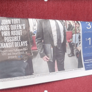 Transit problems plague residents in the west end