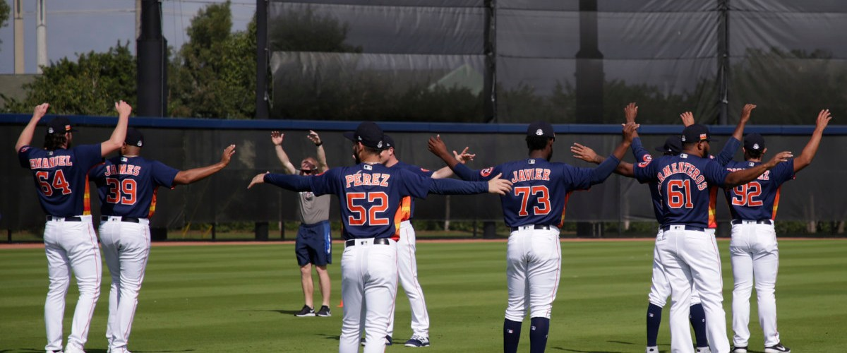 Will the Astros' sign-stealing scandal ruin baseball?