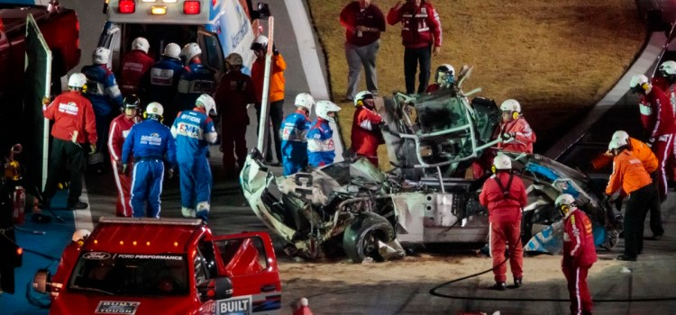 Ryan Newman released from hospital after Daytona crash