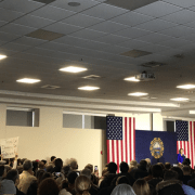 As she rises in the polls, Klobuchar has bigger crowds, more attention, and higher hopes