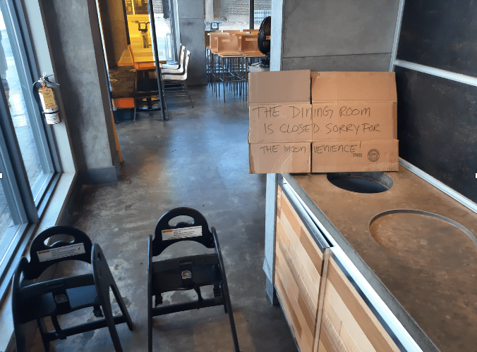 Small business owners grapple with the reality of COVID-19