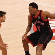 Raptors use hot shots to slide by Wizards