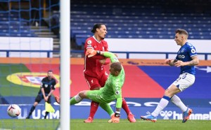 Liverpool's season-defining moment. Reuters.