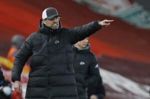 Liverpool manager Juergen Klopp. Reuters.