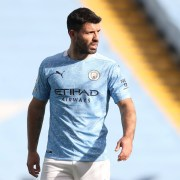 Sergio Aguero to leave Manchester City at season's end