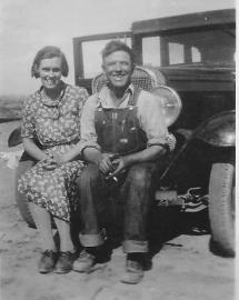 Grandm and Grandpa