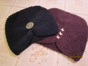 Phyllis knit hats