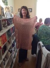 Kimberly - a blanket for Gigi