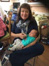 A new grandbaby in our midst