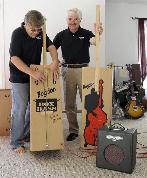 Bogdon and Dave