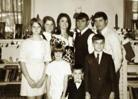 1969 Richard Bethea Skellie Family