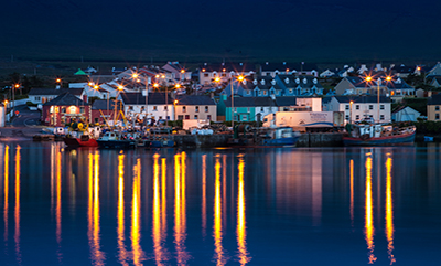 ait sonny self catering accommodation - portmagee
