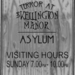 Haunt2014 Visiting Hours