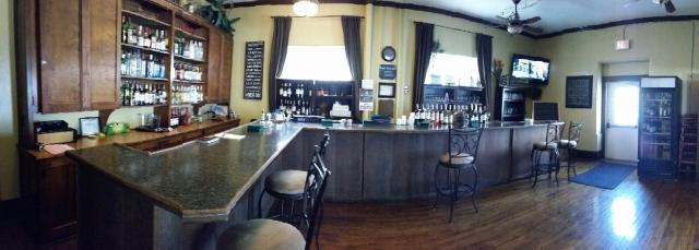Skellington Manor Bar