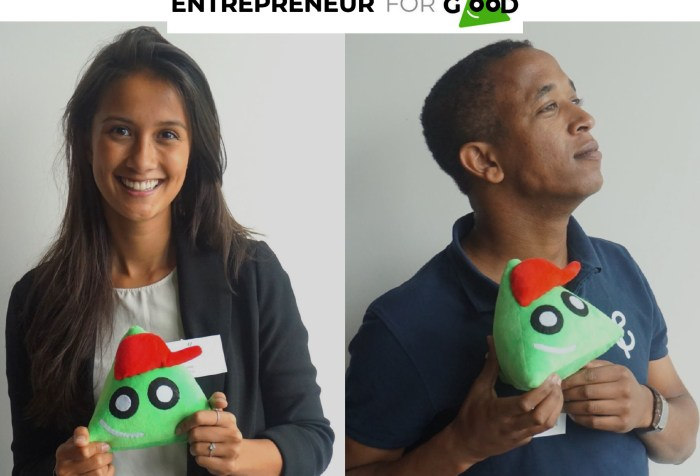 Live for Good: Entrepreneur for Good Program