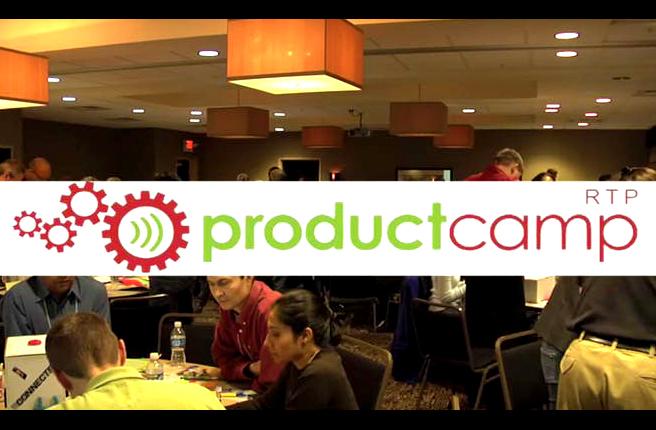 ProductCampRTP-NC State University