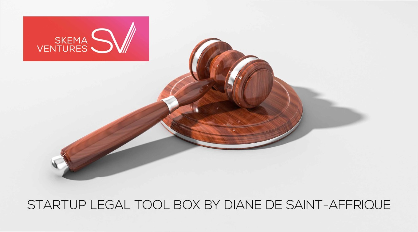 SKEMA Ventures startup legal tool box