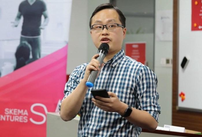SKEMA Ventures Startup Kafe in China