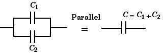 rumus kapasitor paralel
