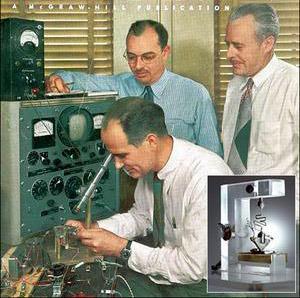 sejarah transistor: penemu transistor