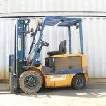 HC Forklift Cyprus