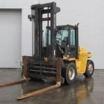 hyster-9t-used-diesel-forklift-D7E1850L-side