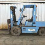 NISSAN used diesel forklift cyprus 001660144068