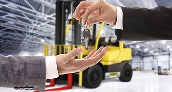 Forklifts Rentals Cyprus