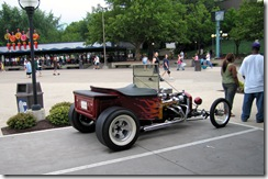 Cedar Point Antique Car