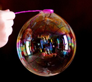 Bubble Mathematics photo by tlindenbaum on Flickr