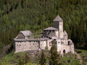 Castle Taufers, photo by Brigitte Aufreiter