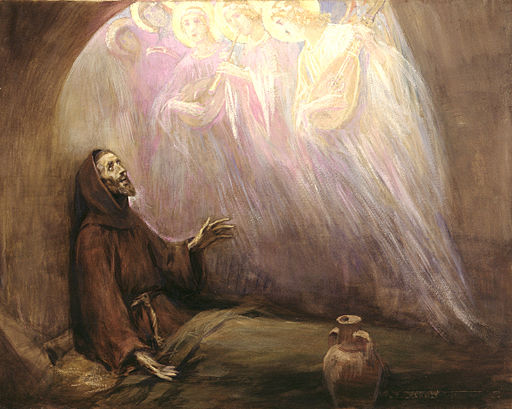 re-interpreting mystical experience, image