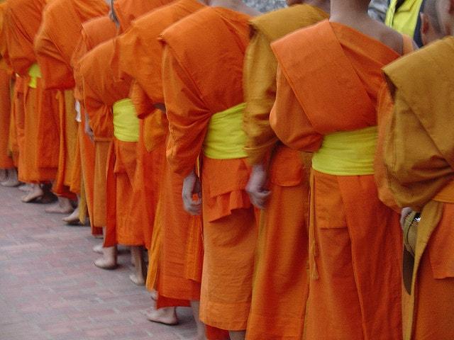 monks ashram weekly routine