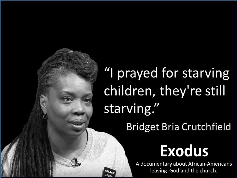 Exodus: Coming Out Atheist in the African American Community